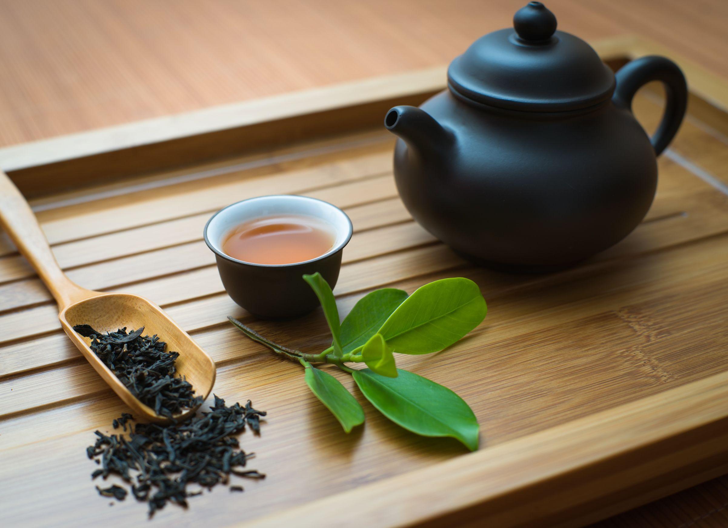 Картинка чай китайский