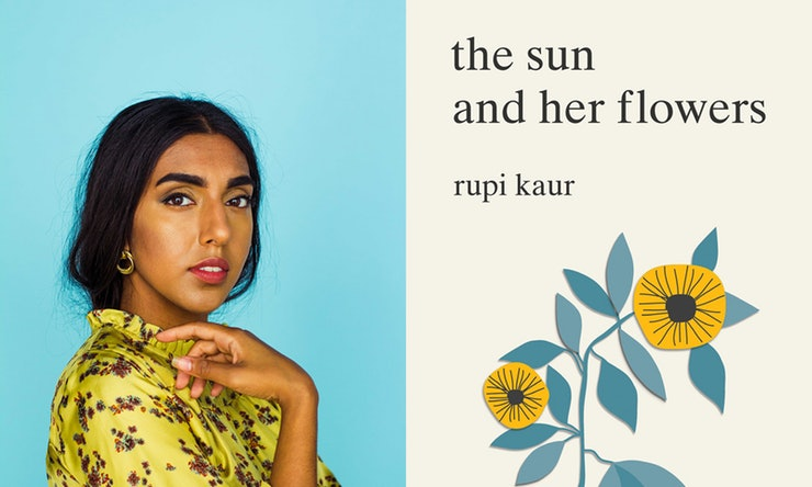 The Sun & Her Flowers by Rupi Kaur – Earl Gray Times