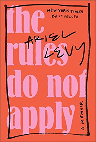 The Rules Do Not Apply by ArielLevy