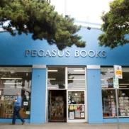 Pegasus Books Downtown sqr