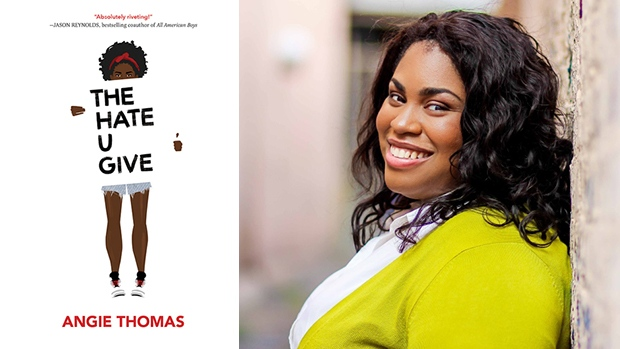 The Hate U Give by AngieThomas