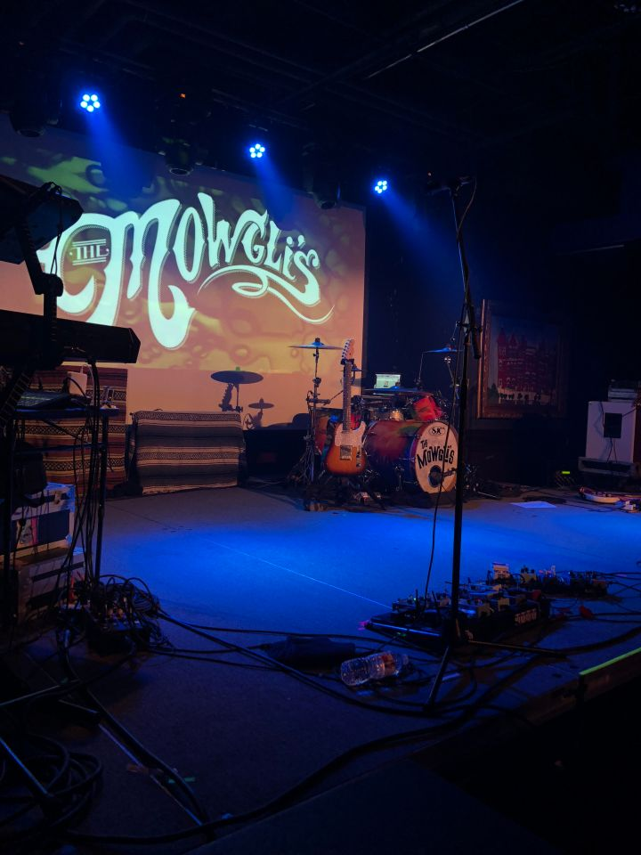 Mainland & TheMowglis